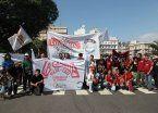 Ñoquis y empanadas en el Centro contra desalojos en cooperativas