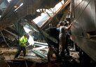 Fotos | Chocó un tren en Nueva Jersey: 1 muerto y al menos 100 heridos