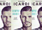 Icardi presenta su autobiografía supervisada por Wanda Nara