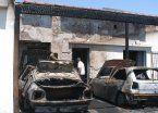 Los quemacoches, otra vez en las calles de Lanús