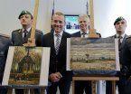 Hallan en Italia dos Van Gogh de 100 palos robados hace 14 años
