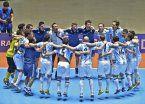 Argentina va por la gloria ante Rusia en la final del Mundial de Futsal