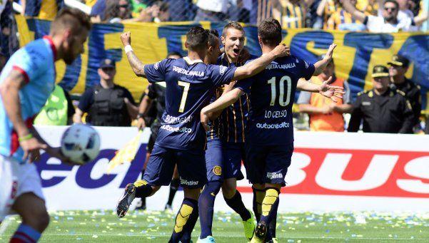 Central vapuleó a un golpeado Arsenal en Rosario
