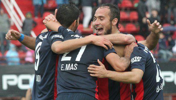 San Lorenzo venció a Rafaela y confirmó su gran momento