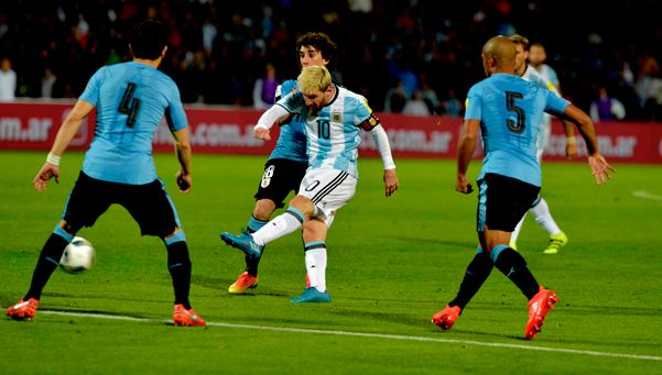 Messi, la ausencia insuperable