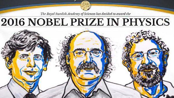 El Nobel de Física es para tres británicos