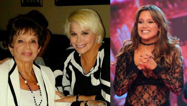 Otro improperio de la madre de Carmen: insultó a Barbie Vélez