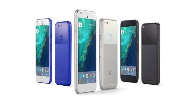 Google declara la guerra a Apple con su nuevo smartphone Pixel