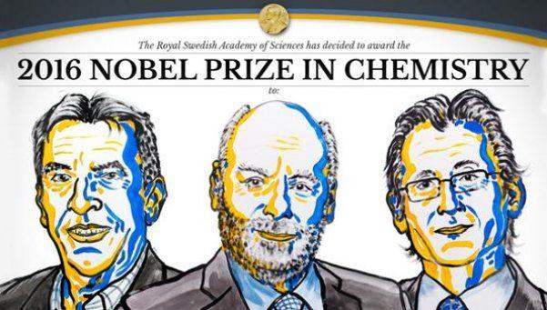 Nobel de Química para los inventores de las máquinas moleculares