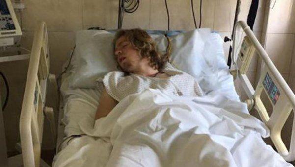 Rugbiers violentos: patota atacó a joven y lo dejó en terapia intensiva
