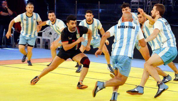 Kabaddi, el exótico deporte en el que Argentina participa del Mundial