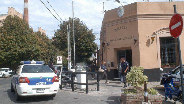 Escandalosa fuga en la comisaría 3ra. de Quilmes Oeste
