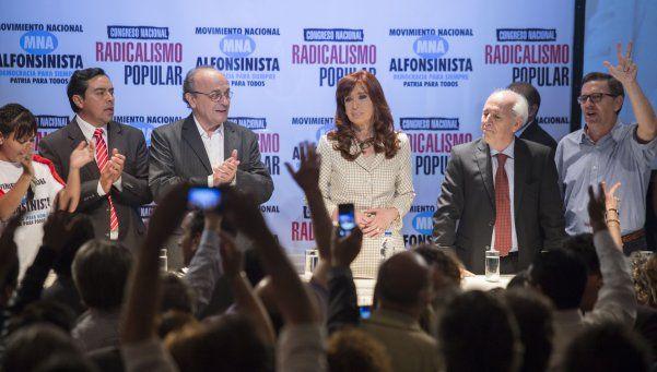 Cristina festejará los 100 años de la asunción de Yrigoyen