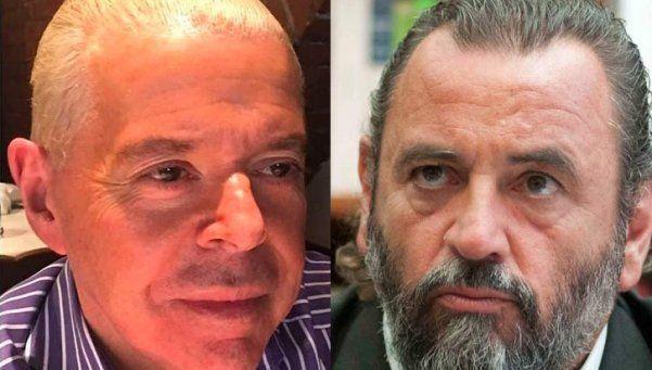 Oyarbide tiene nuevo look y una denuncia por enriquecimiento ilícito