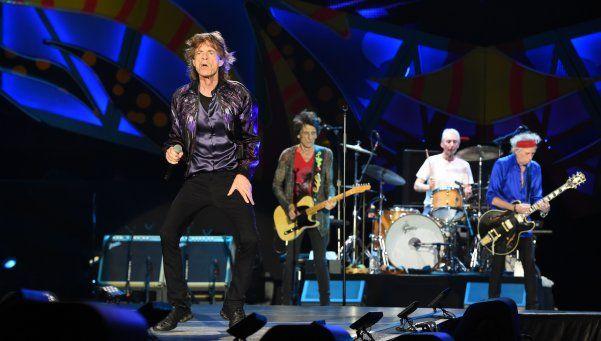 Once años después, los Rolling Stones anunciaron nuevo disco