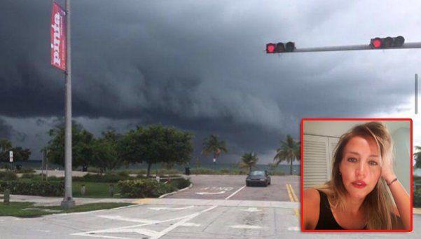 El huracán Matthew en primera persona: Se me mueve el balcón