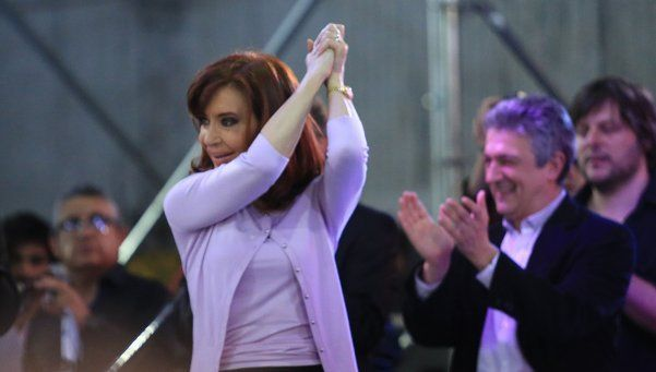 Cristina: Si la herencia es tan pesada, que la devuelvan