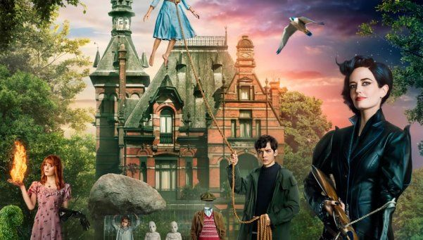 Crítica | Miss Peregrine y los Niños Peculiares: ¡Pobre Tim Burton!