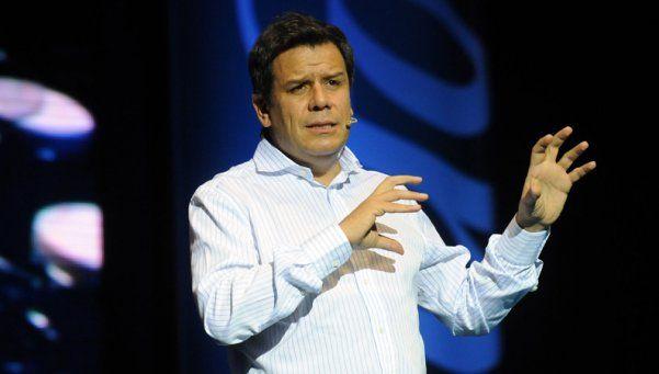 Facundo Manes cerró el Primer Congreso Internacional de Drogas