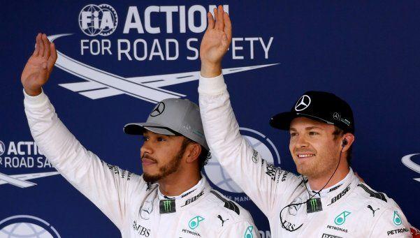F1: Rosberg logró la pole en el Gran Premio de Japón