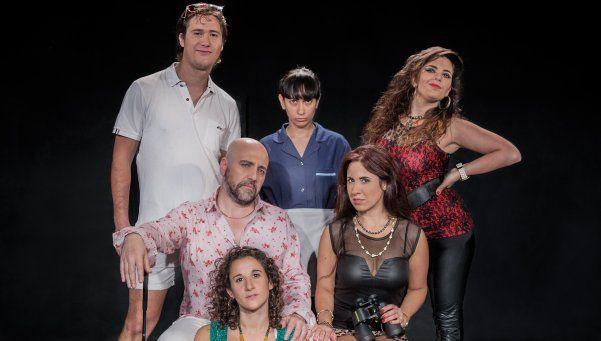 Paredón: la clase alta porteña en una comedia que incomoda
