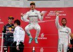 Rosberg ganó en Suzuka y quedó a un paso del título de la F1