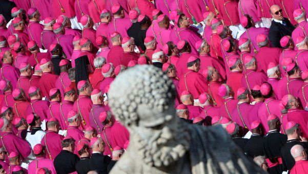 La lista de los 17 nuevos cardenales creados por el Papa
