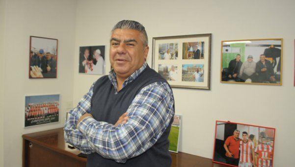 Tapia: Tal vez si no me presento yo, hay elecciones en AFA
