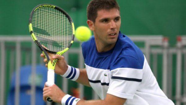 Delbonis quedó eliminado del Masters 1000 de Shanghai