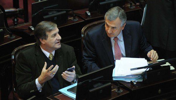 El senador Ángel Rozas sufrió un infarto y le colocaron tres stents