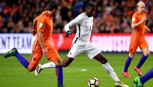 Eliminatorias: Francia complicó a Holanda y Portugal volvió a golear