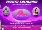 Boxeo femenino solidario Noche de damas