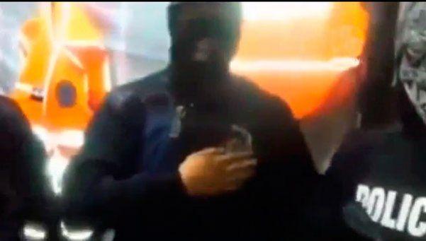 """Detuvieron a presunto integrante de la """"Banda del Millón"""""""