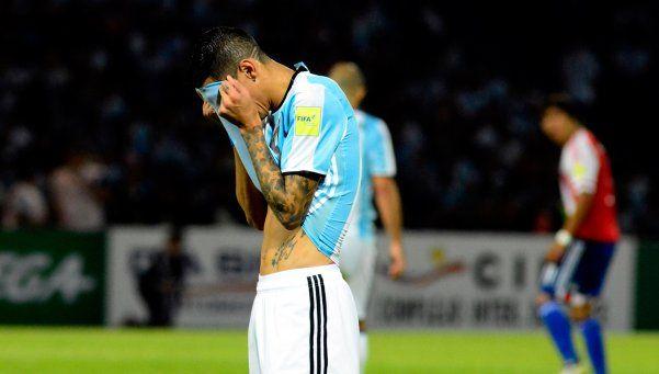 Plagado de errores: el gol con el que Paraguay noqueó a la Argentina