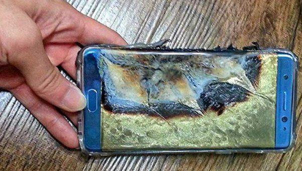 El conflicto de Samsung llega al país: se vendieron 8.000 Galaxy Note 7