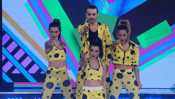 Bailando: Pedro Alfonso y Nicole Neumann fueron lo mejor
