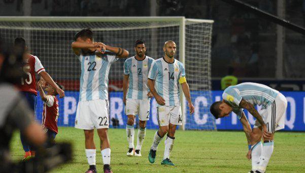 Alerta máximo: lo que se le viene a la Selección por Eliminatorias