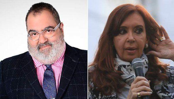Cristina y Lanata se verán las caras en Comodoro Py