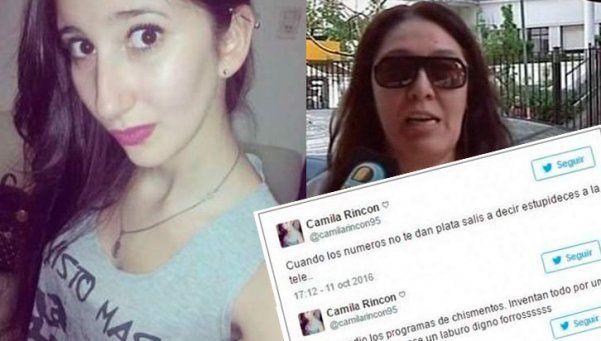 La hermana de Andrea Rincón, furiosa con  los ciclos de chimentos