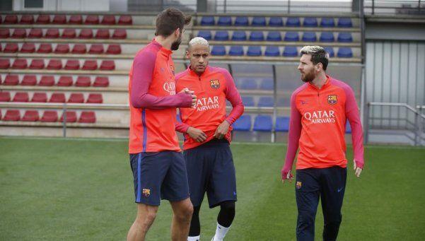 La vuelta más esperada: Messi jugaría el sábado con Barcelona