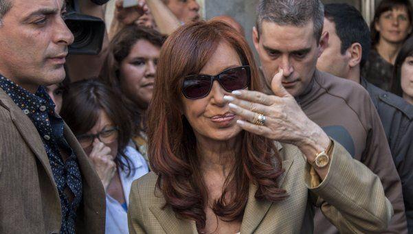 Rechazan que Cristina cobre la doble pensión vitalicia