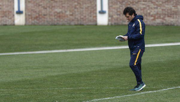 ¿Cómo prepara Guillermo el regreso de Tevez en Boca?