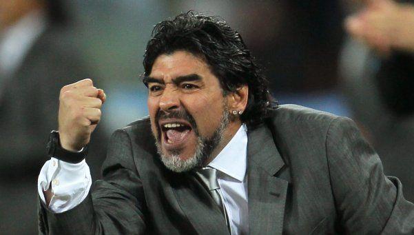 Bomba exclusiva | Maradona pide la visa en EE.UU. para declarar contra Claudia