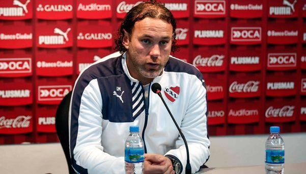 Atlético Tucumán le ganó a Independiente en Avellaneda
