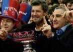 San Lorenzo se da un gusto grande ante los Toronto Raptors
