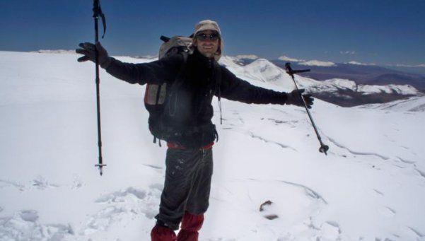 Un andinista cordobés murió sepultado por un alud de nieve en Mendoza