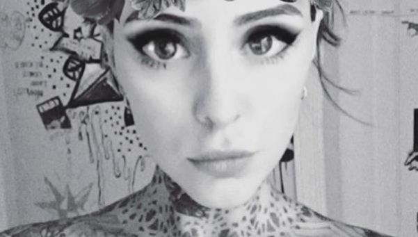 Selfie Hot | Candelaria Tinelli mostró su nalga tatuada