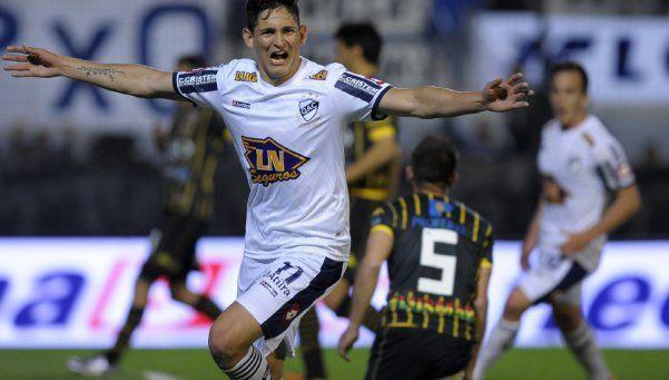 """Nicolás Benegas: """"Pretendo aprovechar la chance para ganar minutos"""""""