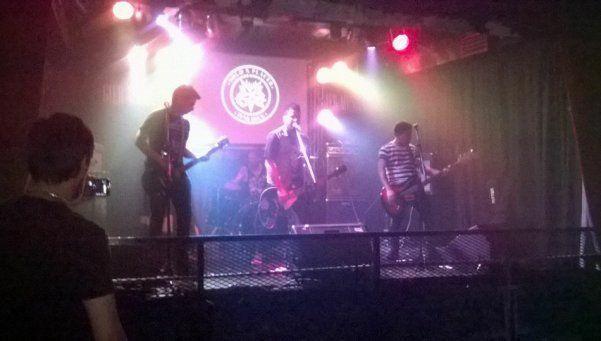 Punk rock con Sólo por Placer