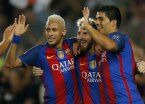 Barcelona, con Messi y Mascherano de titulares, visita a Valencia